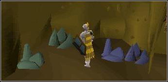 Runescape Mining area