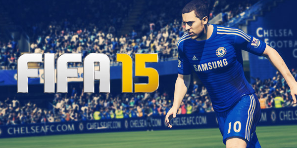 some issues, FIFA 15, yesterday