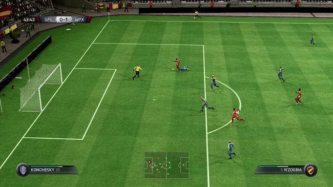 FIFA 15 Simulation,