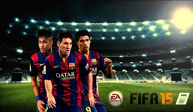 best-selling game, FIFA 15